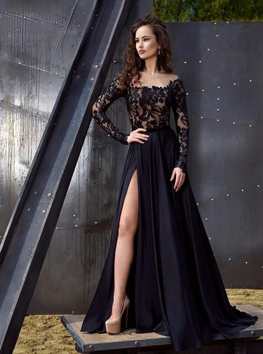 Plesové šaty od velikosti 44. 1 32162510283